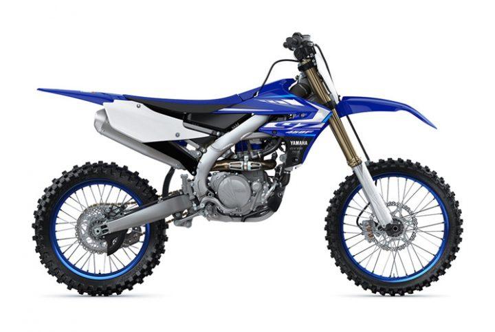Repoussez vos limites avec la nouvelle motocross YZ450 2020 de Yamaha