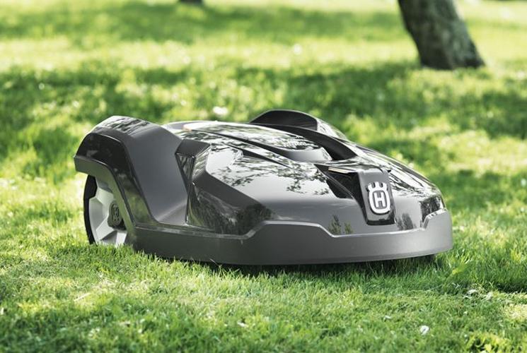 Profitez d'une pelouse parfaite grâce au robot Automower de Husqvarna